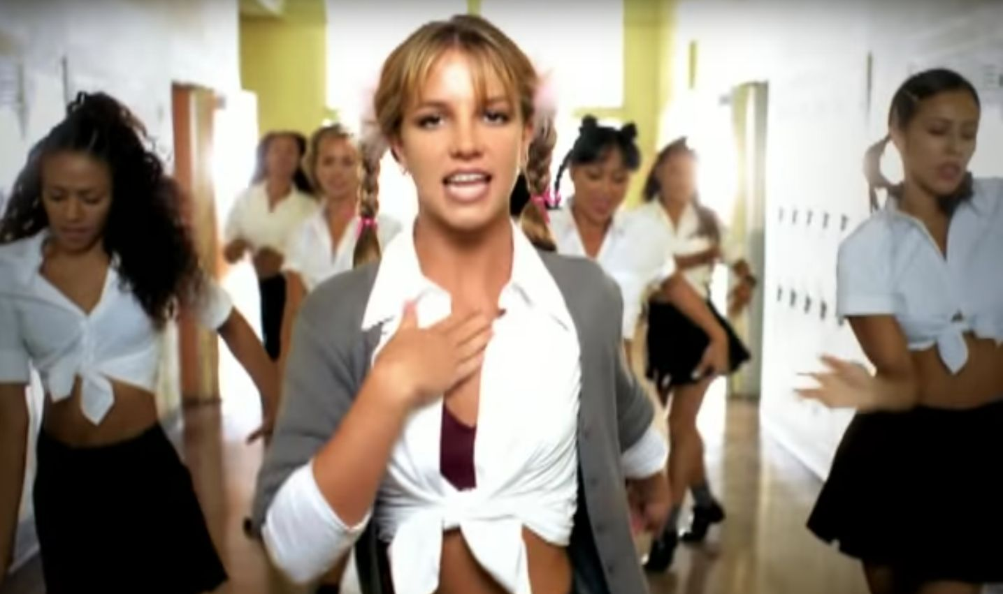 20 Years On, Here's 20 Facts About Britney Spears's '...Baby One More Time' You Definitely Didn't