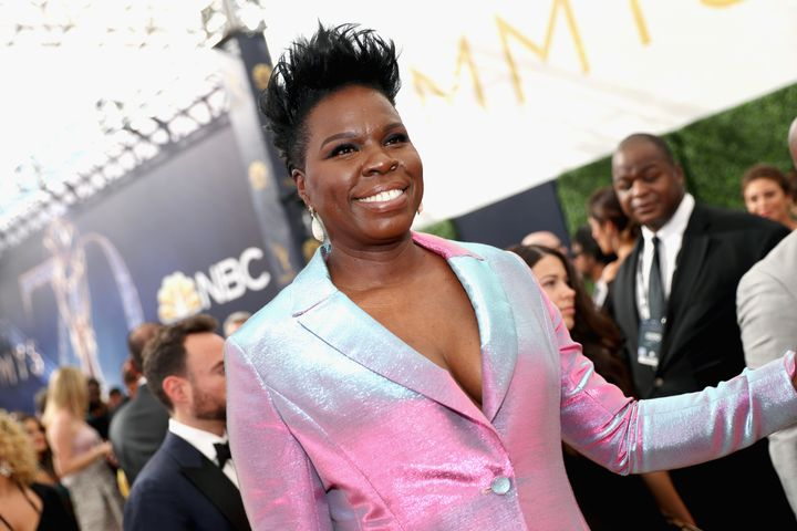 """Leslie Jones was a lot of us watching """"The Shape of Water."""""""