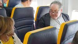Sur RyanAir, une altercation raciste entre deux passagers fait le tour du monde, la police