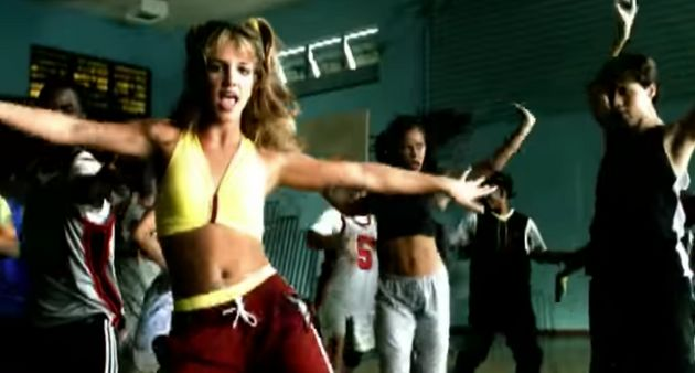 Britney's outfits were all from