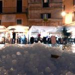 Rom: Heftiger Hagel- und Regensturm legt Stadt lahm
