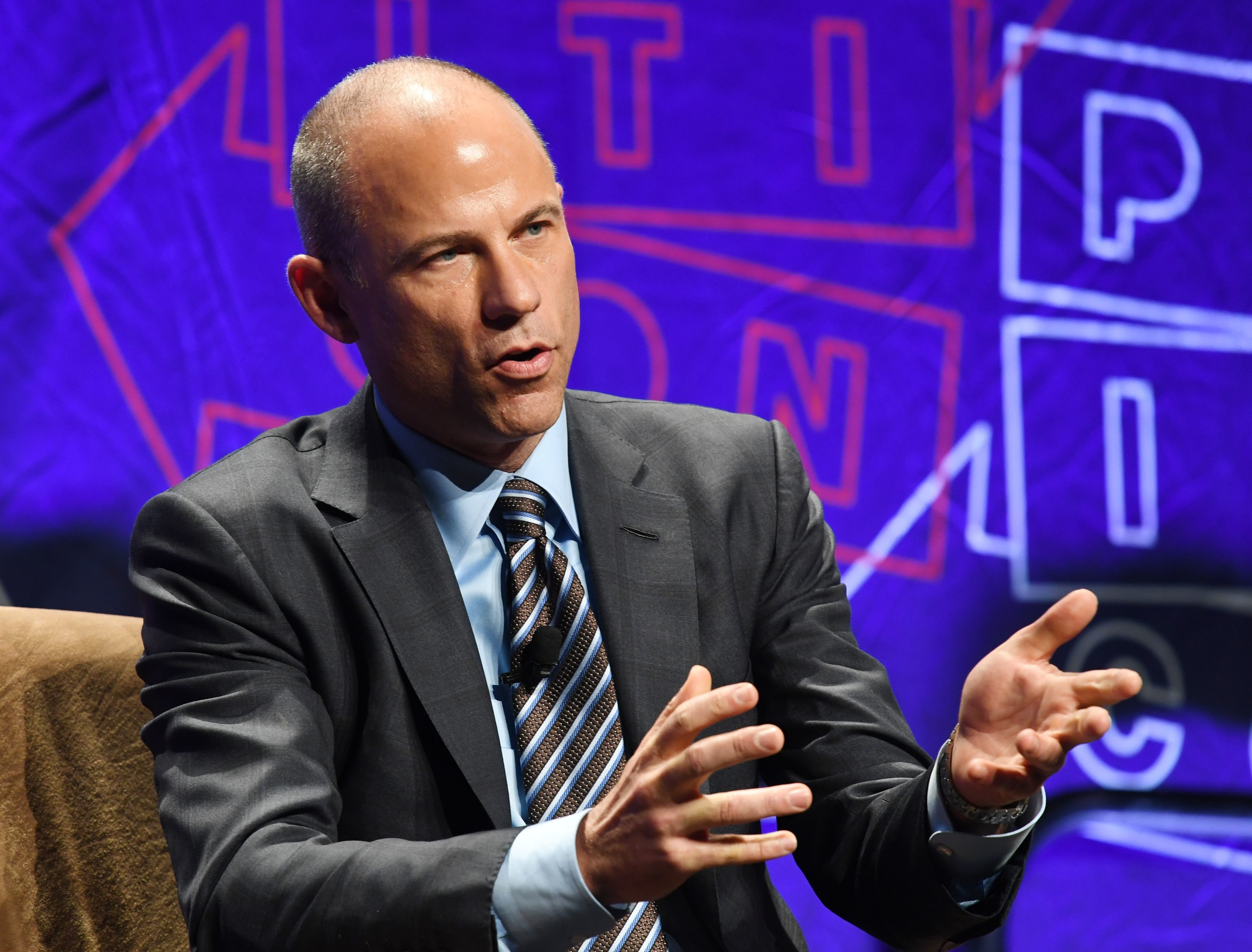 Judge: Michael Avenatti must pay $4.85M in ex-lawyer's suit