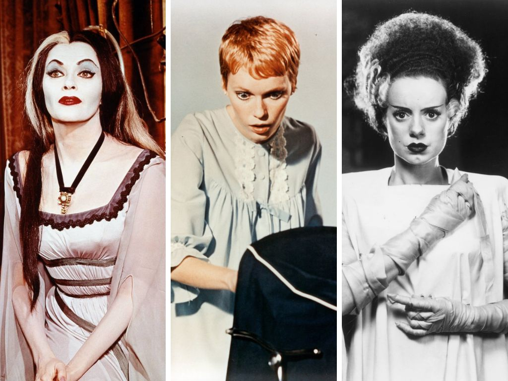 Halloween Costumes Based On The Iconic Women Of Horror