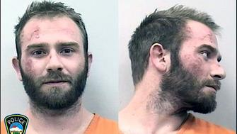 Sean Scappaticci is accused of attacking an Uber driver in Colorado Springs.