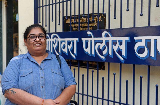 발리우드 프로듀서이자 감독인 빈타 난다. 그녀는 자신이 19살이던 시절 남자 배우 알록 나트가 강간했다고