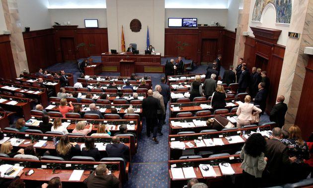 ΠΓΔΜ: Διεγράφη ο αντιπρόεδρος του VMRO-DPMNE, Μίτκο