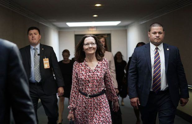 CIA Director Gina Haspel traveled to Turkey on Monday, sources revealed.