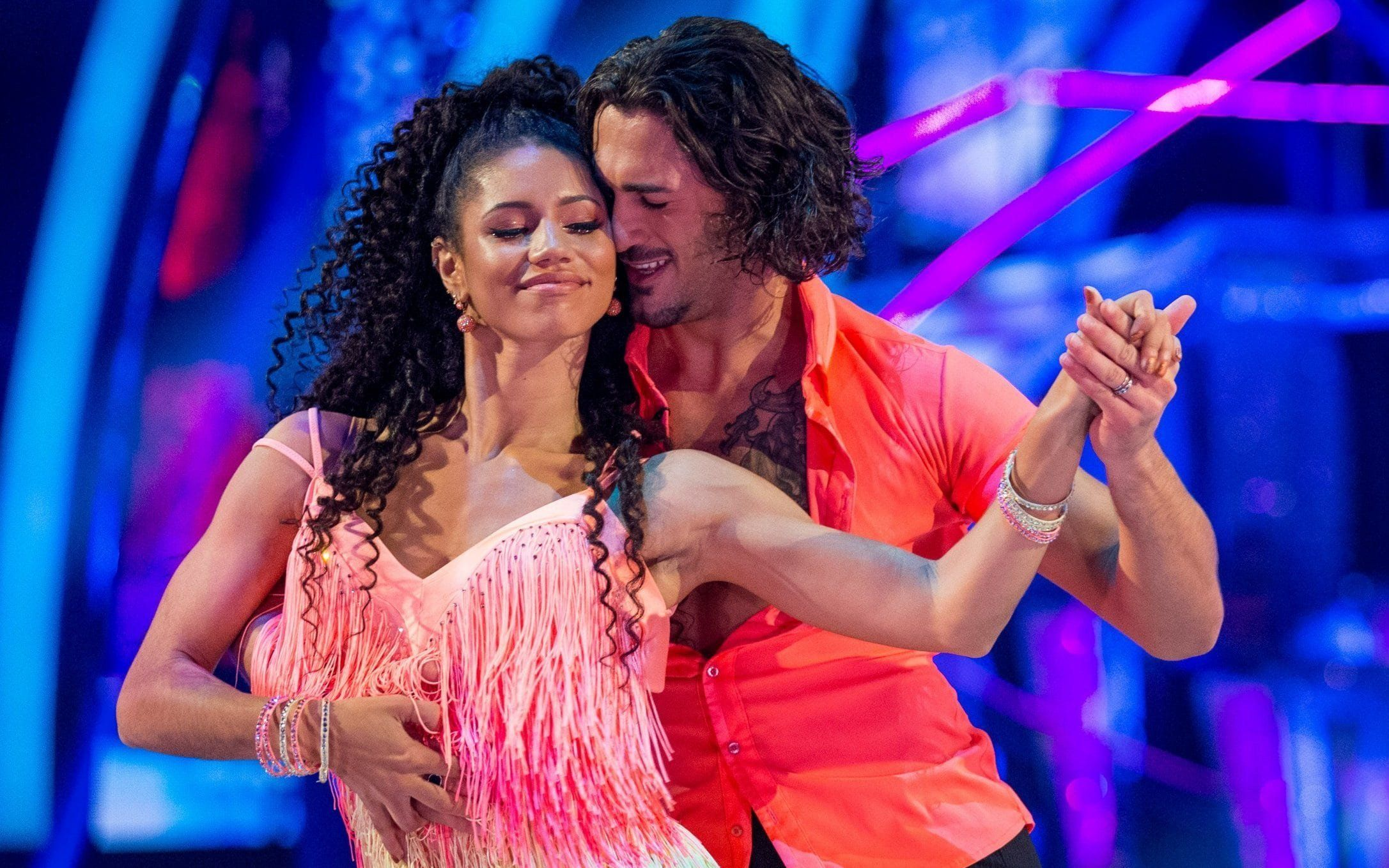 STRICTLY: Bosses 'Categorically' Deny They Influence Vote As Vick Hope Backtracks On Seann Walsh Dance-Off