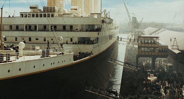 106년 전에 침몰한 타이타닉호가