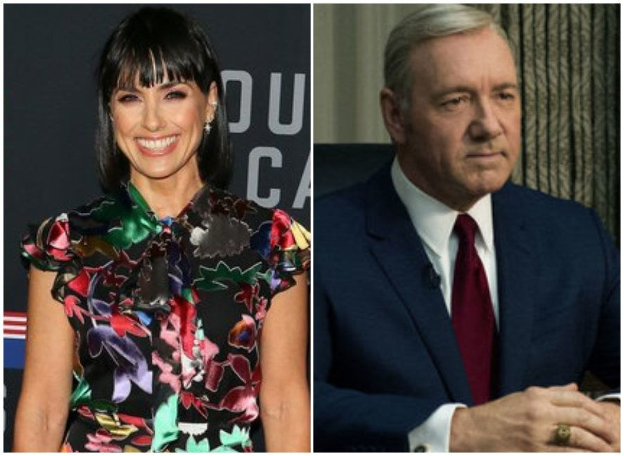 House Of Cards' Constance Zimmer Says Spacey Allegations Ending Show 'Wouldn't Have Been