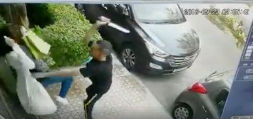 Marrakech: La vidéo d'une agression au sabre d'une femme devient