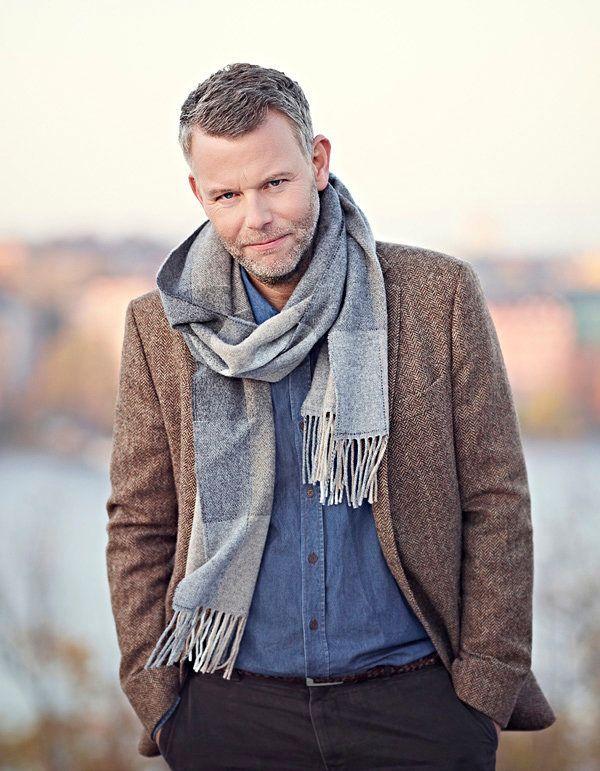 Ο «στιλίστας» της αστυνομικής λογοτεχνίας, Σουηδός συγγραφέας Arne Dahl στην