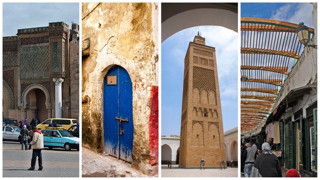 Les anciennes médinas de Salé, Meknès, Tétouan et Essaouira bientôt