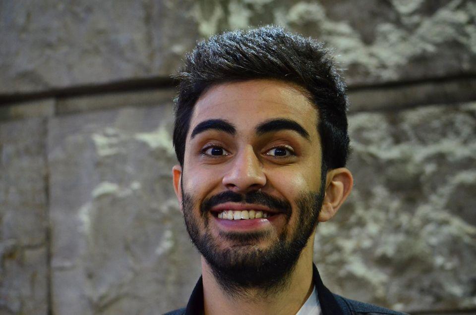 Amed Sherwan spricht heute öffentlich über seine