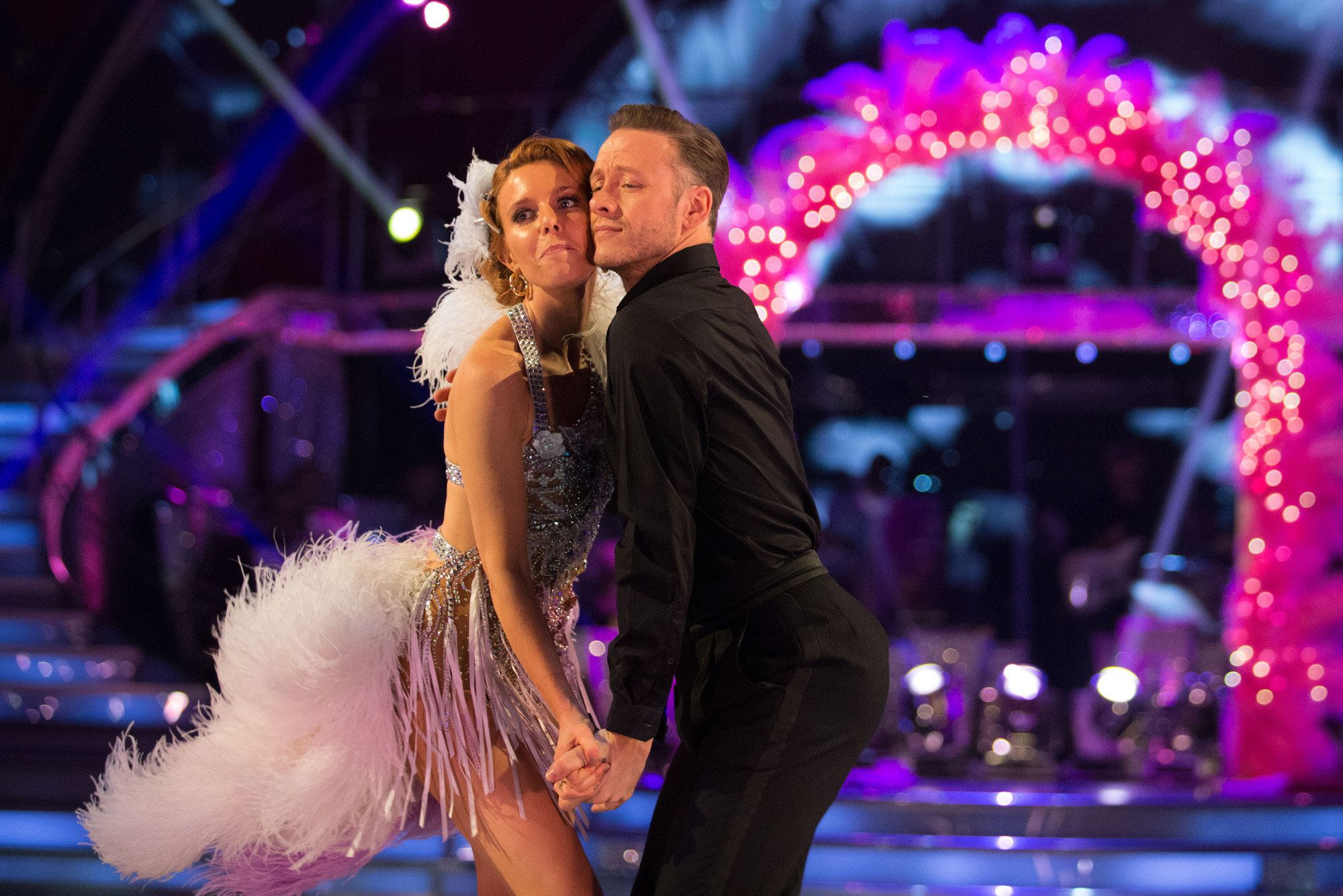 Get Excited, Because The 'Strictly Come Dancing' Halloween Week Song Choices Are