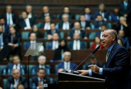 터키 에르도안 : 사우디 카쇼기 기자는
