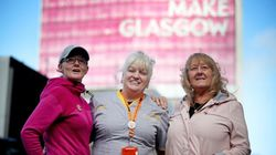 Here's Why Thousands Of Women Are Striking In Glasgow Today