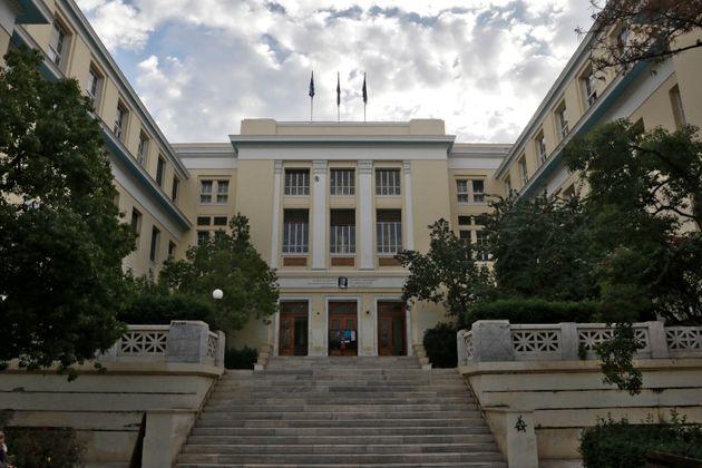 «Λουκέτο» διαμαρτυρίας λόγω ναρκωτικών στο Οικονομικό Πανεπιστήμιο