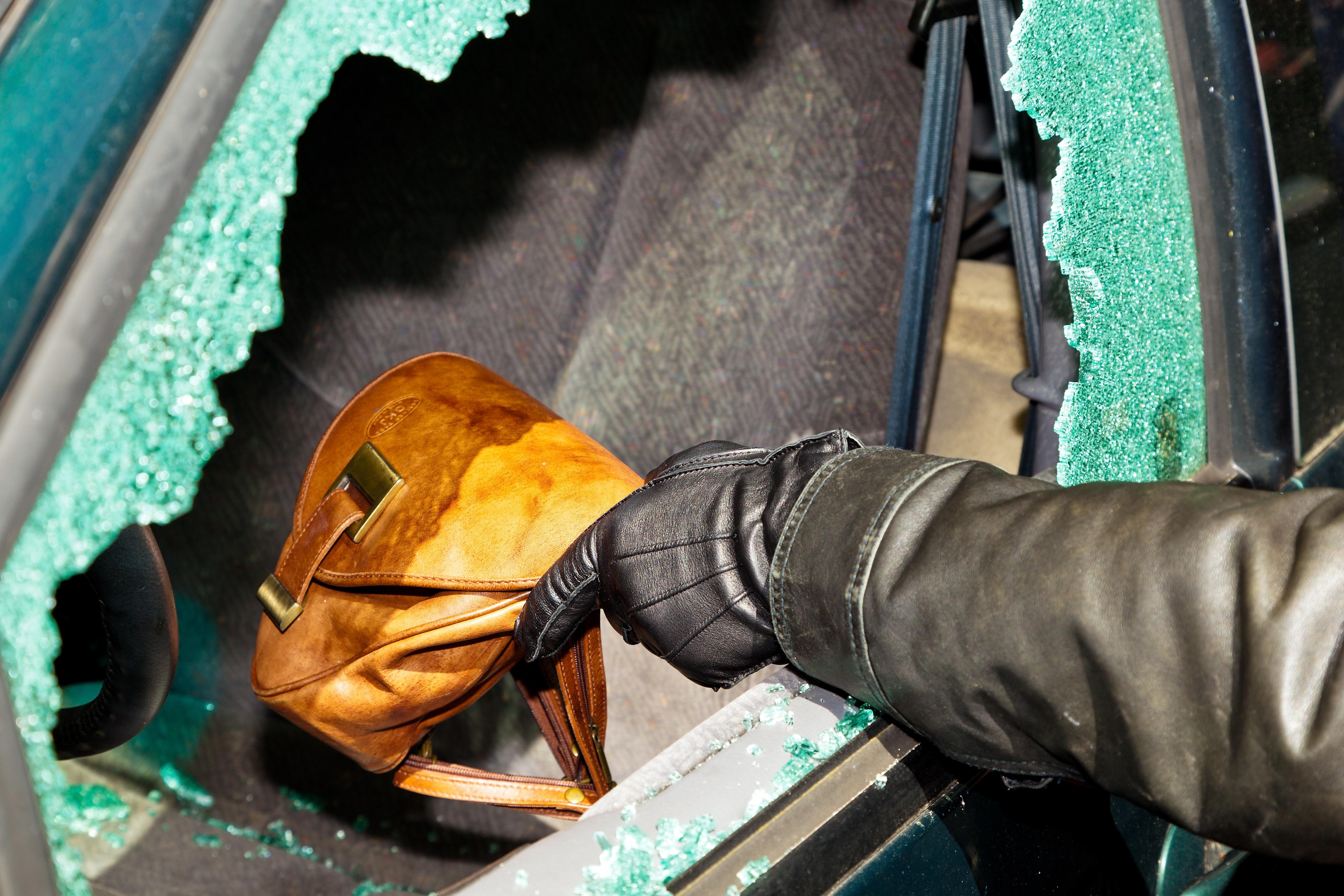 Diebe entwendeten einer 81-jährigen Frau aus Dresden die Handtasche. (Symbolbild)