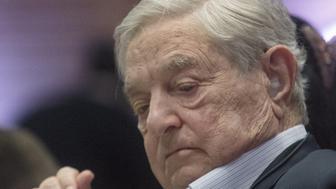 Polizei: Sprengsatz in Briefkasten von US-Investor George Soros gefunden