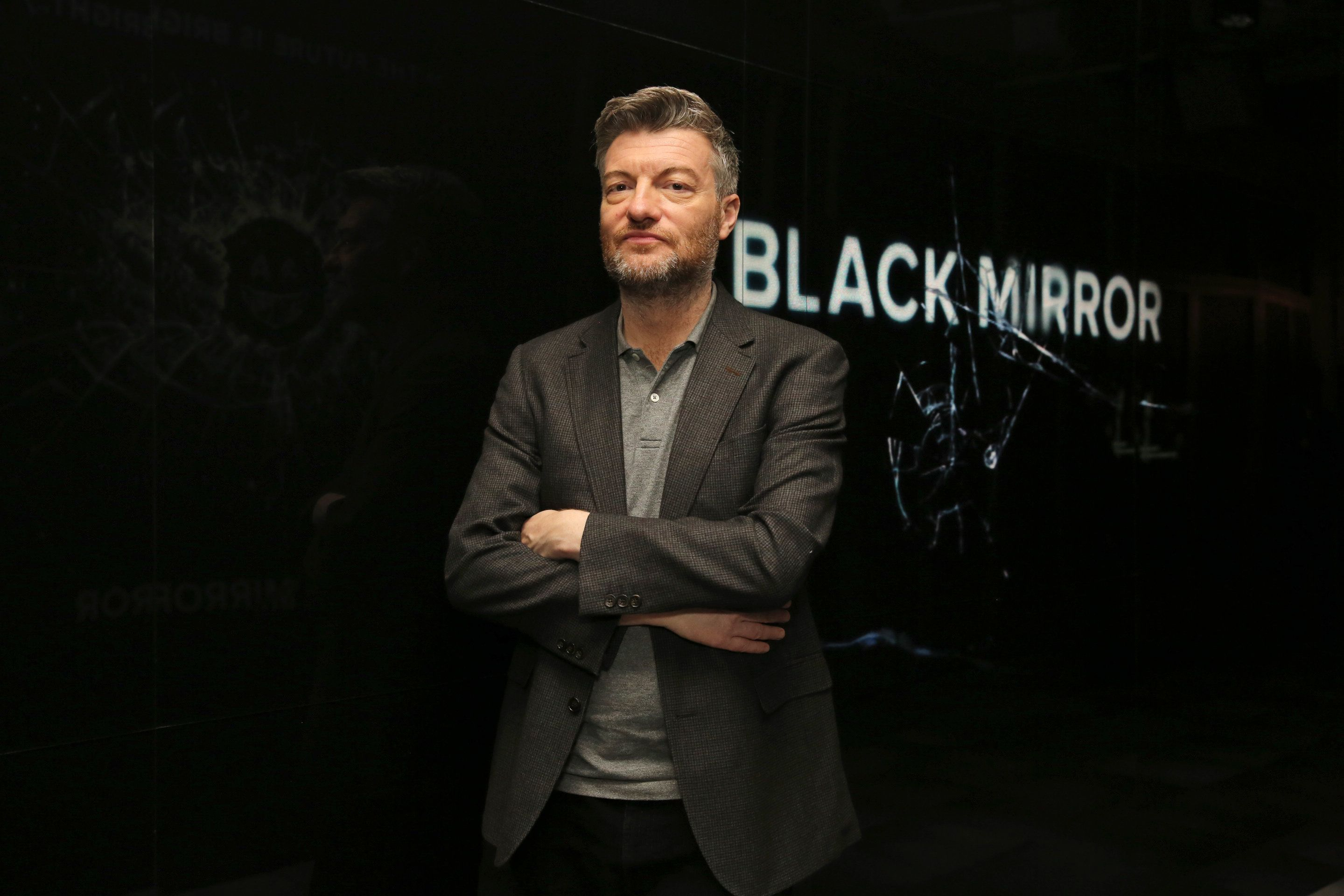 Charlie Brooker On Underrated 'Black Mirror' Episodes, Unnerving New Tech And 'Love