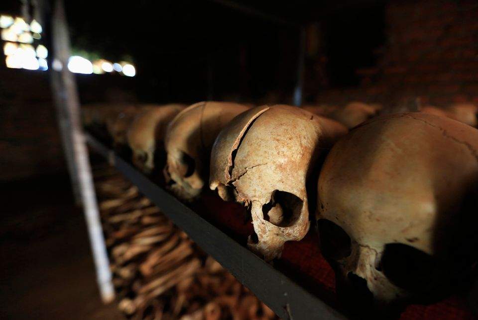 I Survived The Rwandan Genocide - And Forgave My Father's
