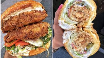 Instagram sandwiches
