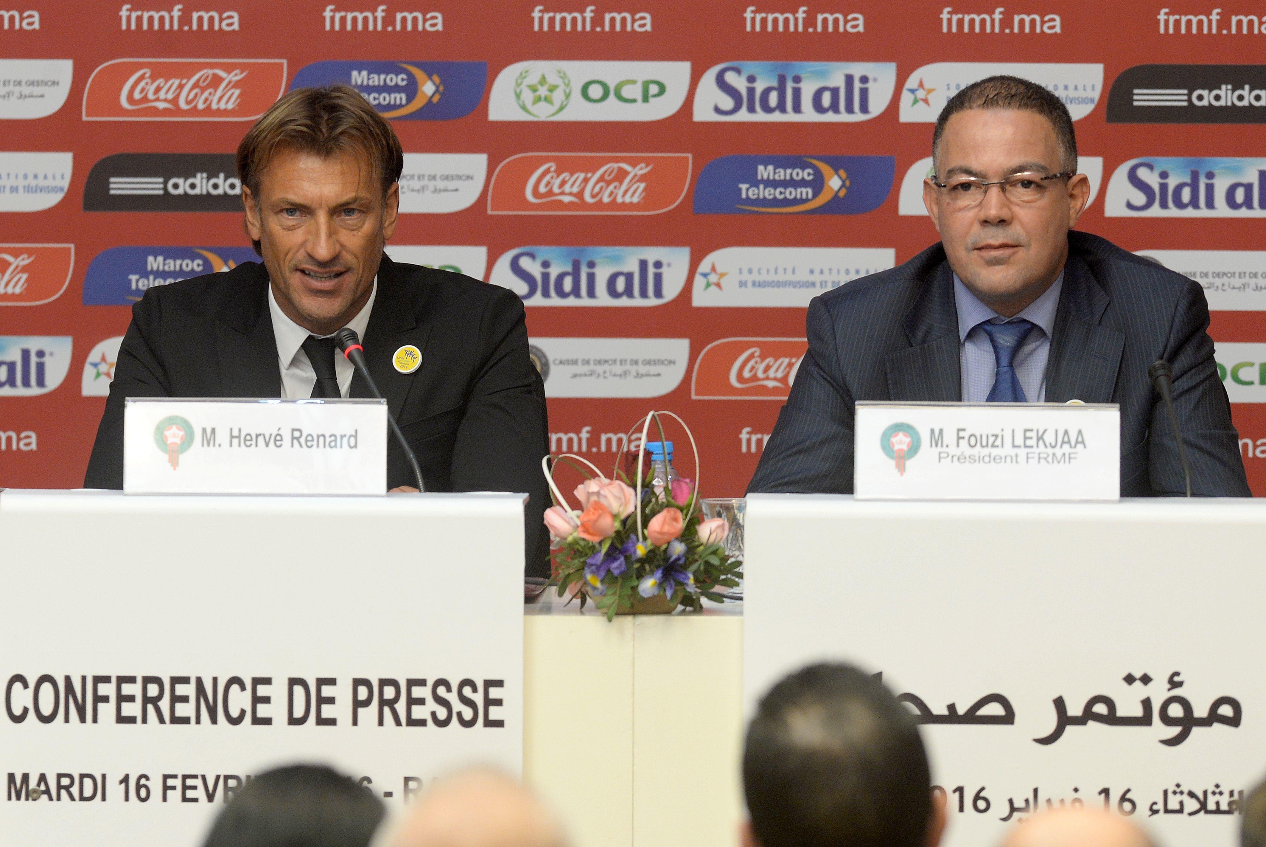 CAN 2019: La fédération annonce l'objectif fixé à Hervé Renard
