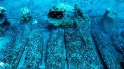 Νέα ευρήματα από το ιστορικό ναυάγιο « Μέντωρ» στα Κύθηρα