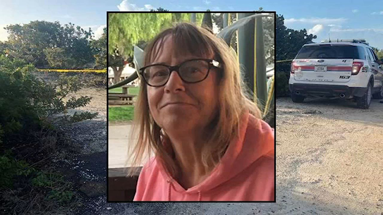 Police say the body of 61-year-old Marie Kuhnla was found in bushes near the Club Med Resort in the Leeward area on Oct. 16.