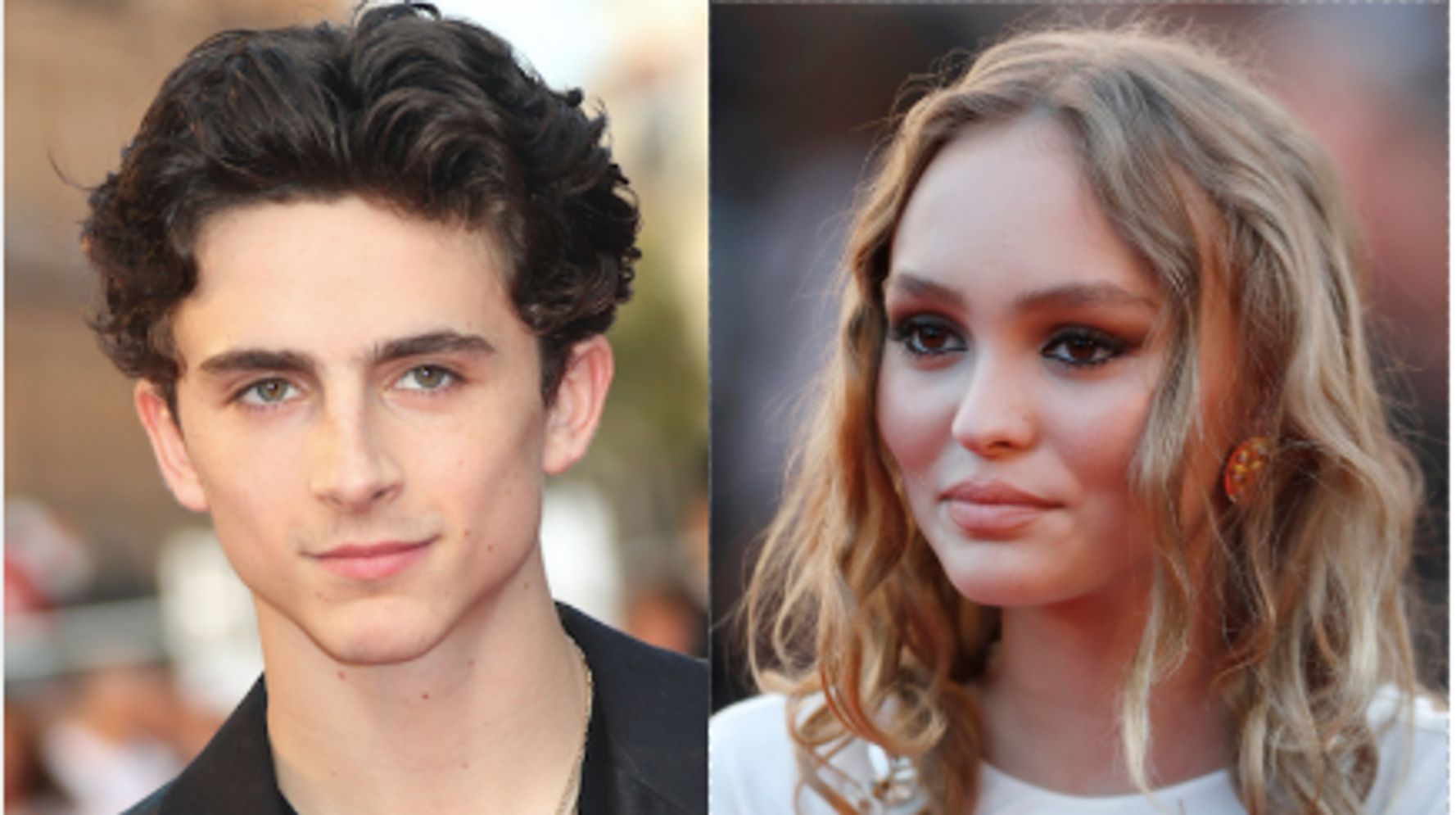 Timothée Chalamet And Lily-Rose Depp Spotted Kissing On Our
