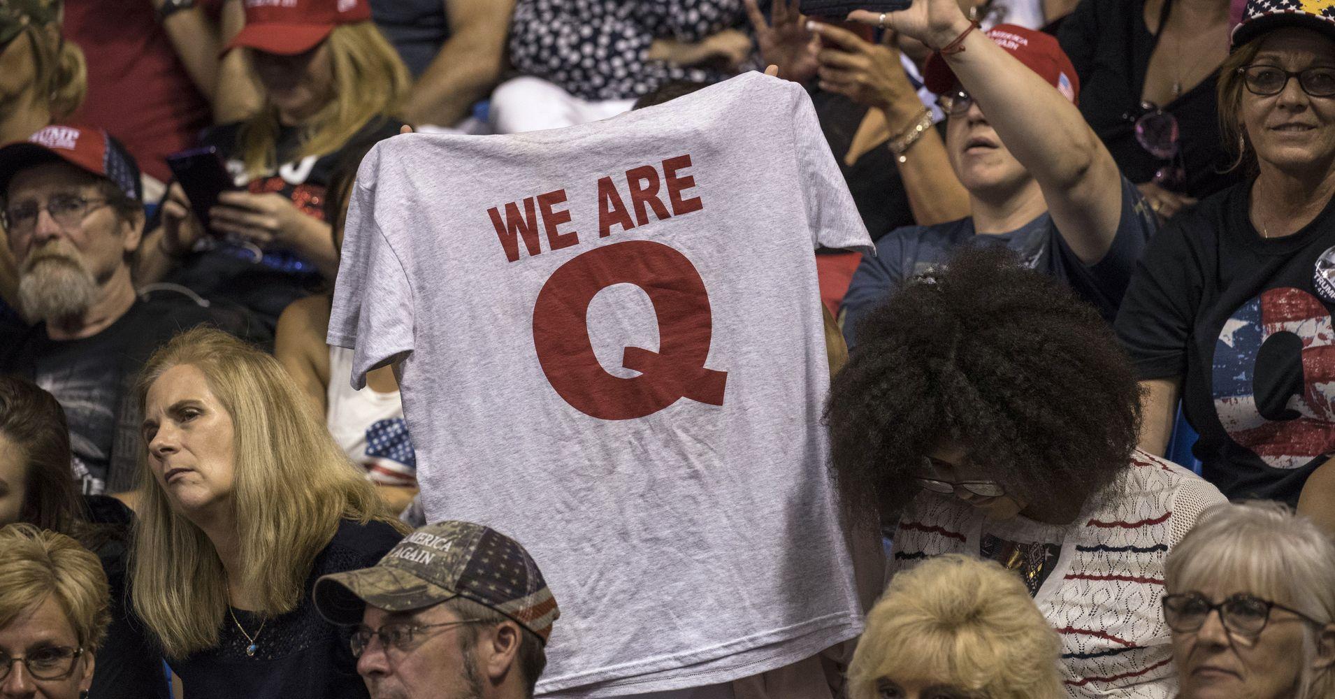 QAnon Adherents Cry 'False Flag' About Explosive Found Near George Soros' Home