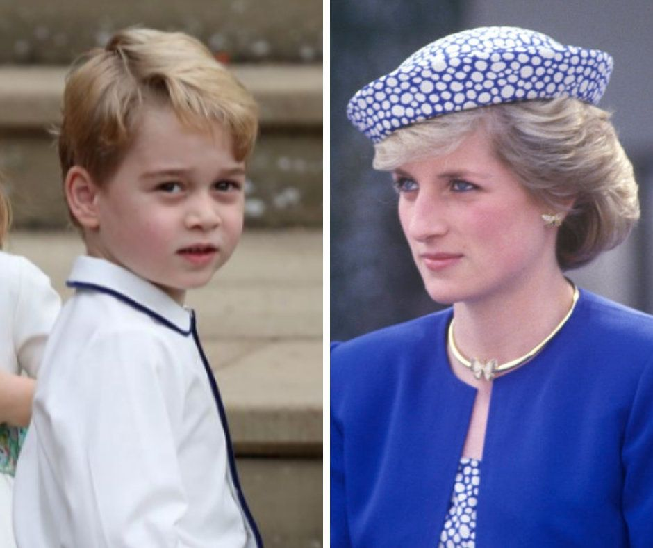 Prince George And Princess Diana Share This One Thing In