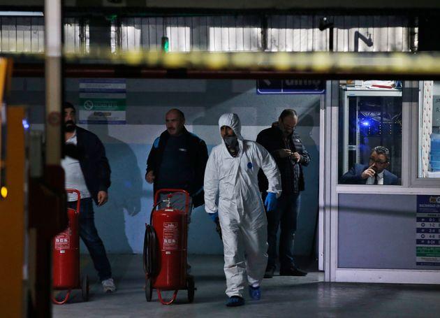 Τουρκικά ΜΜΕ: Προσωπικά αντικείμενα του Κασόγκι σε εγκαταλελειμμένο όχημα στην