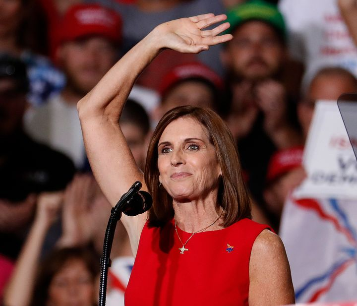Democrats have attacked Rep. Martha McSally for not doing more about sewage flowing from Mexico.