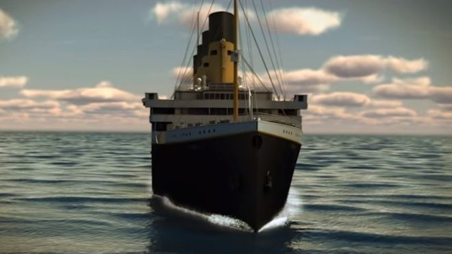 Titanic II To Duplicate Voyage Of Original Ship In