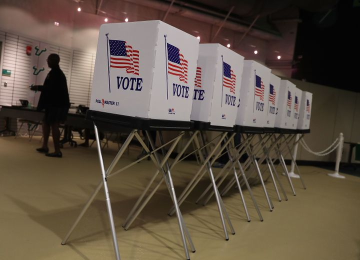 Early voting has begun in a number of cities, but Prairie View A&M University doesn't have any voting locations on campus