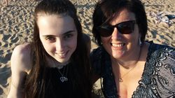Mum Of Teenager Battling Anorexia Says She Is 'Living A
