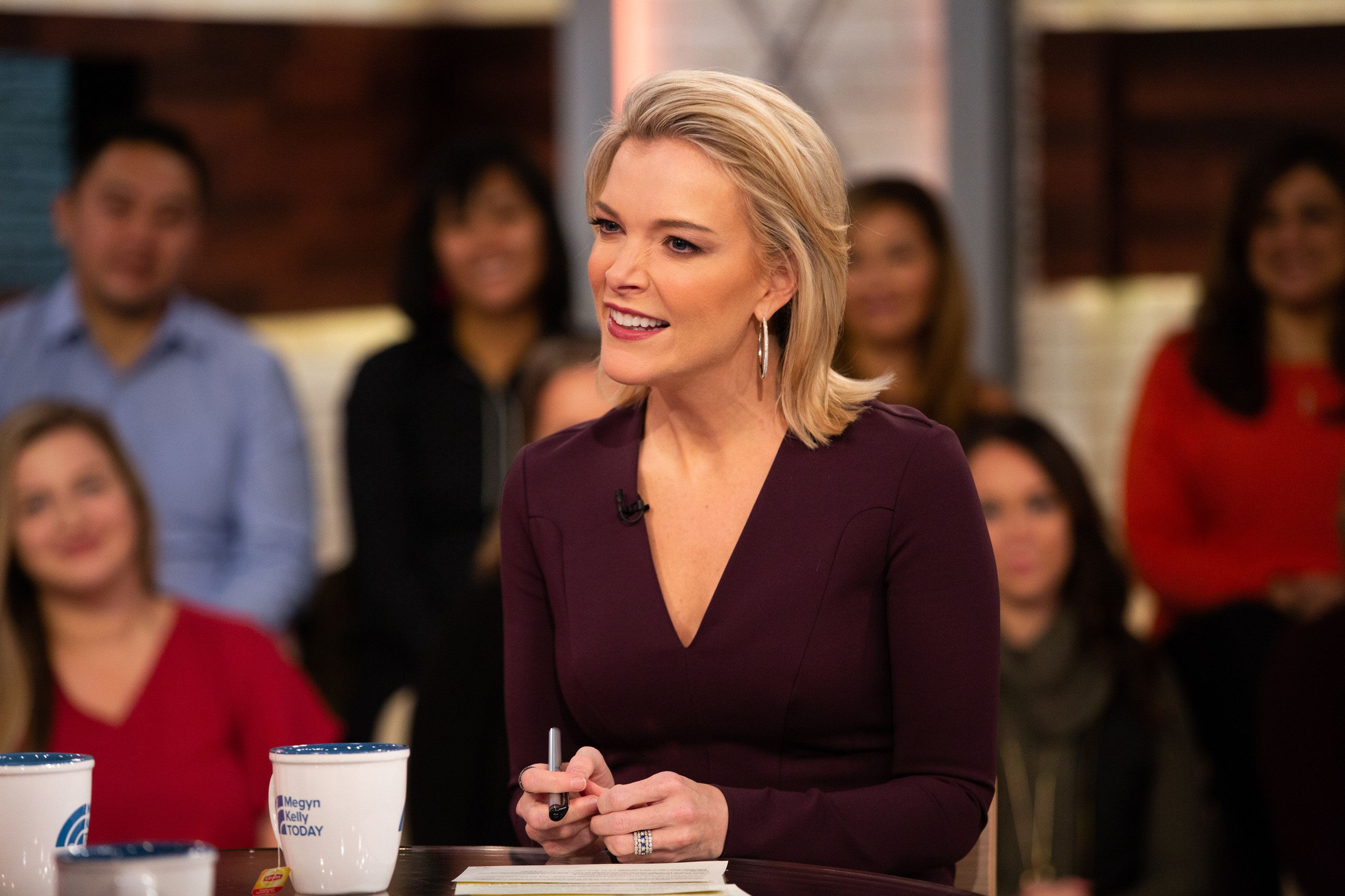 MEGYN KELLY TODAY -- Pictured: NBC?s Stephanie Gosk, NBC News legal analyst Dan Goldman and New York Times investigative reporter Megan Twohey join TODAY?s Megyn Kelly on Monday October 22, 2018 -- (Photo by: Nathan Congleton/NBC/NBCU Photo Bank via Getty Images)