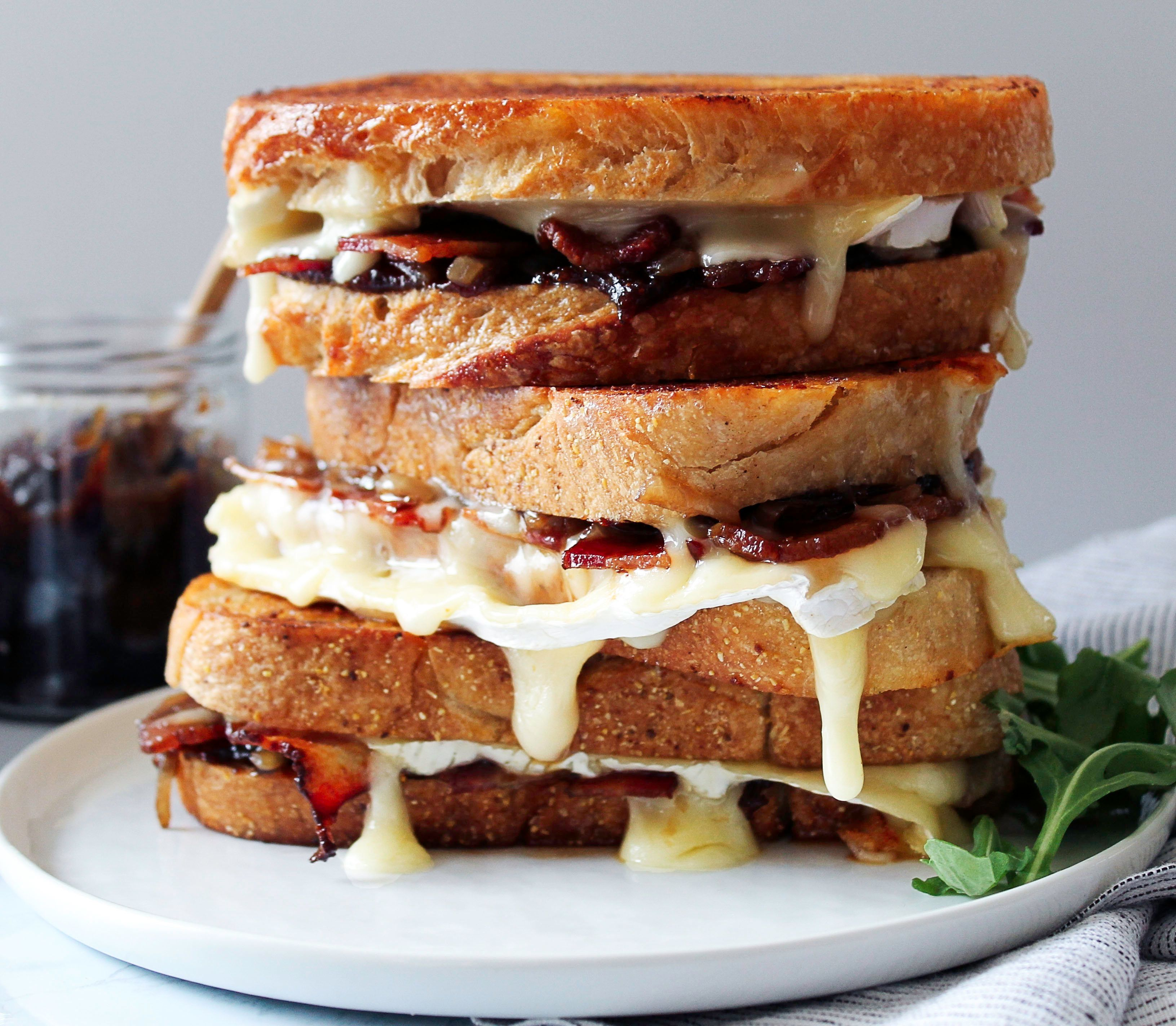 The Grilled Cheese You Make Yourself When You've Outgrown The
