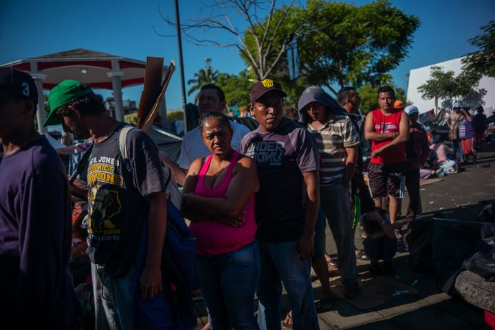 "Fox News host Shepard Smith told viewers on Oct. 23 that migrants in Mexico heading for the U.S. are not ""coming to get"