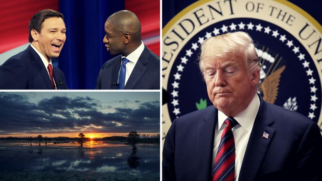Midterms: Warum der Showdown in Florida für Trump so brisant