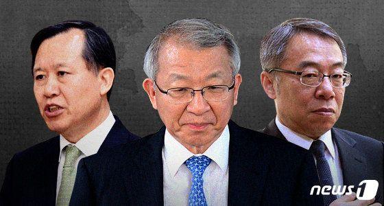 사법농단 핵심 임종헌에 대한 구속영장이