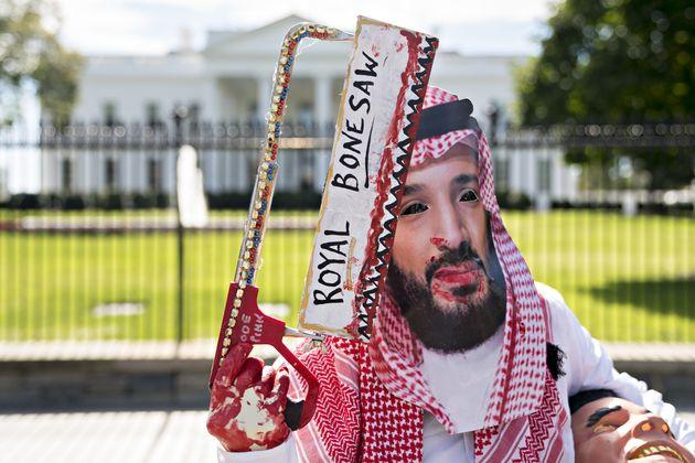 트럼프가 사우디 카쇼기 사망 사건은