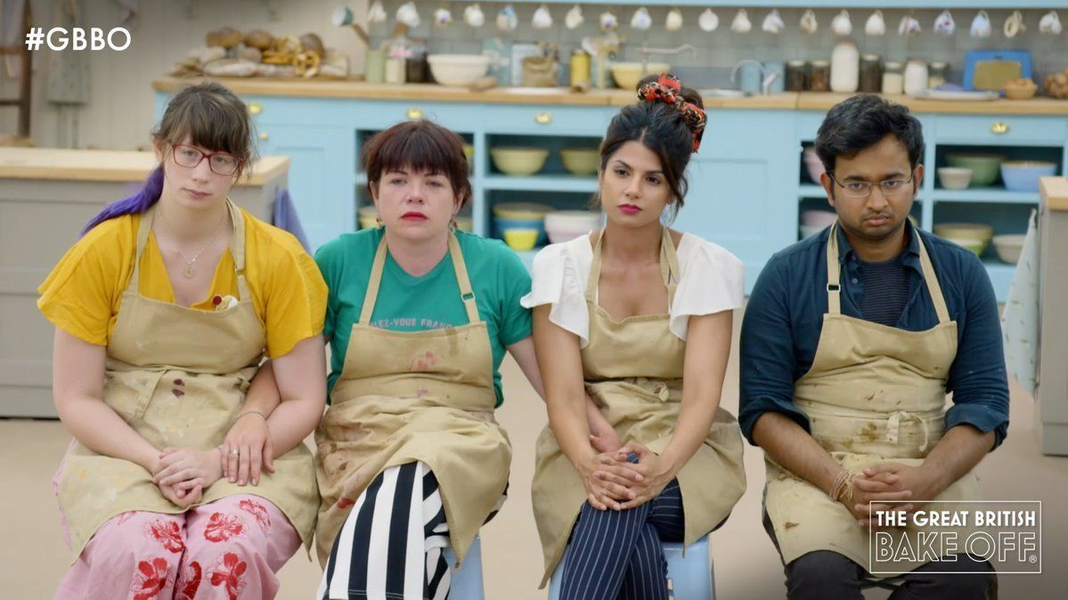 'Great British Bake Off' Finalists Revealed After Contestant Suffers Sugar/Salt Mix Up In