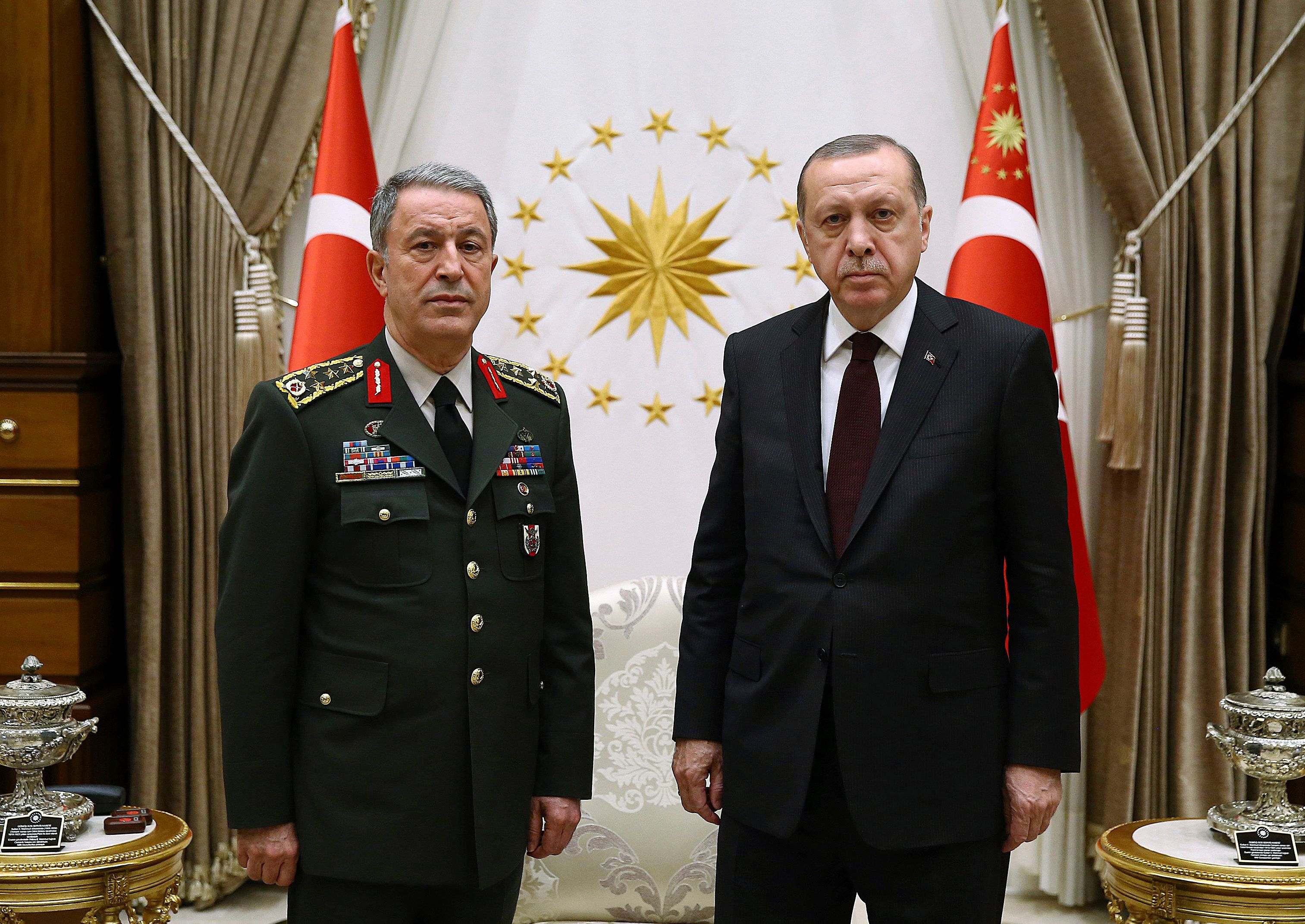 Απειλητική προειδοποίηση από τον Τούρκο Υπουργό Άμυνας: Δεν θα ανεχθούμε τετελεσμένα από την
