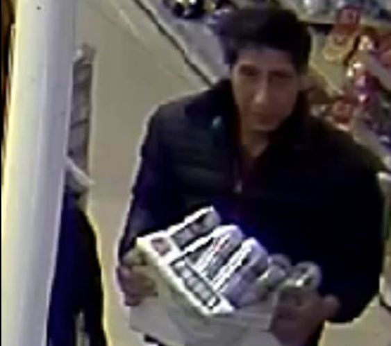 Man Wanted For Beer Theft Is Identified As 'Ross Geller' By Friends