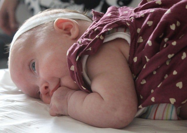 Frankie Lavis, of Plymouth, was the first baby to undergo revolutionary surgery for spina bifida while still in the womb in Belgium in 2013.