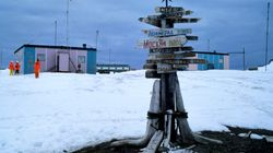 Russian Researcher Stabs Colleague In Remote Antarctic Station After 'Emotional