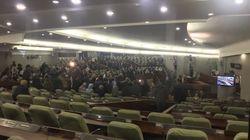 Plébiscite du nouveau P/APN: les députés de l'opposition boycottent la séance